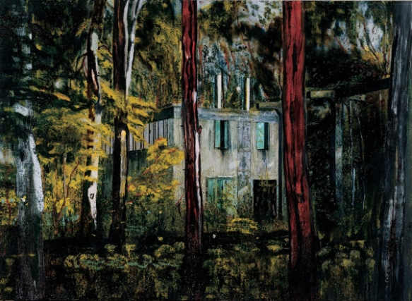 Peter Doig, Boiler House, 1994