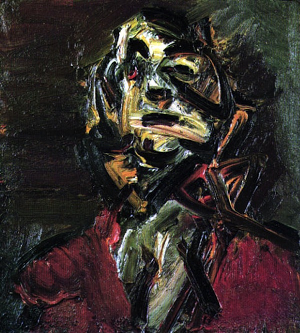 John Bratby One Of The Kitchen Sink Artists So Called: The Stuff Of Nightmares, But In A Good Way