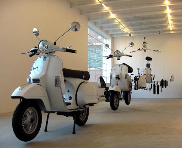 Art Car Museum >> Damian Ortega | IMAGE OBJECT TEXT