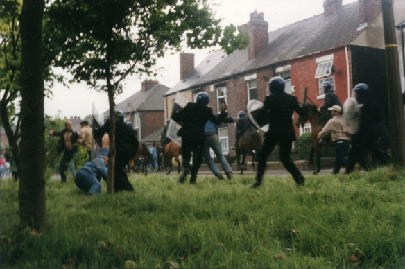 Deller Battle of Orgreave 2