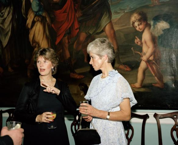 Martin Parr, Young Conservative's Ball
