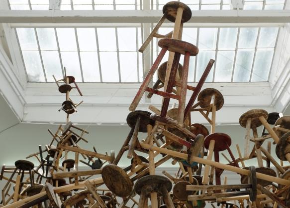 Ai Weiwei, Bang, 2013 (German Pavilion at the 55th Venice Biennale)