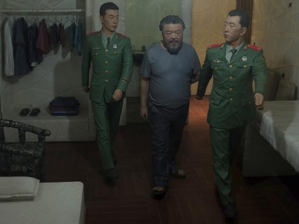 Ai Weiwei, S.A.C.R.E.D., 2013