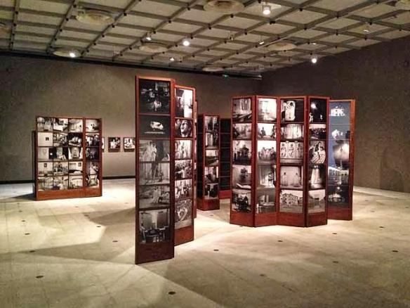 Dayanita Singh, File Museum, Hayward Gallery, 2013