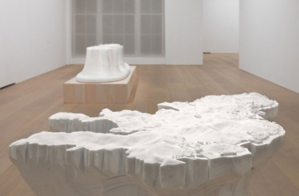 Yutaka Sone installation view David Zwirner