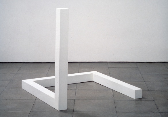 LeWitt Incomplete Open Cube No.5-6 1974