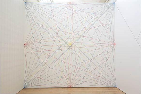 Sol LeWitt, Wall Drawing #273, 1975