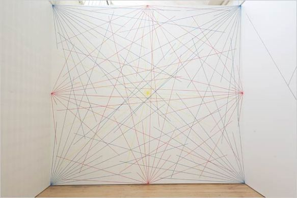 Sol LeWitt, Wall Drawing #273, 1975