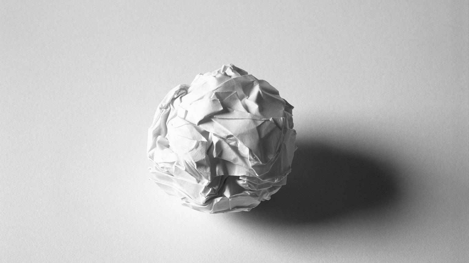 The Write Start Blank Paper